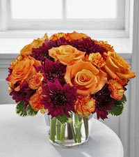 Autumn Treasures Bouquet