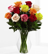 FTD's Enchanting Rose Arrangement