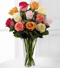 FTD's Graceful Grandeur Rose Bouquet
