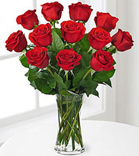 FTD's Red Rose Bouquet