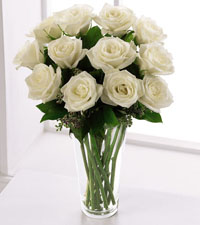 White Rose Arrangement