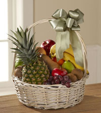 Sincerest Sympathy Fruit Basket