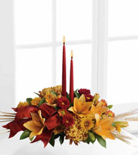 Graceful Glow Centrepiece