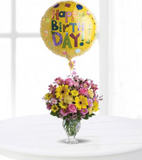 Teleflora's Dazzling Day Bouquet