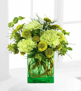Teleflora's Misty Morning Bouquet