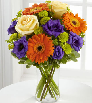 Rays of Sunshine Arrangement