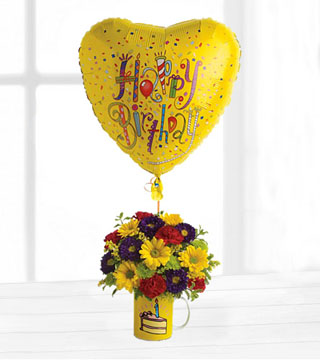 Teleflora's Hooray for Birthday