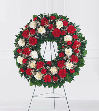 Hope and Honour Wreath