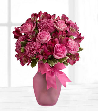 Pink Blush Bouquet