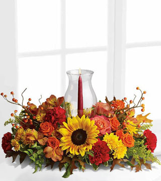 Delight Fall Centrepiece