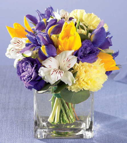 Ftds spring glory bouquet spring flowers for delivery in canada ftds spring glory bouquet mightylinksfo