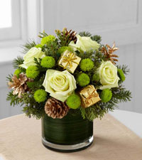Season's Sparkle Bouquet