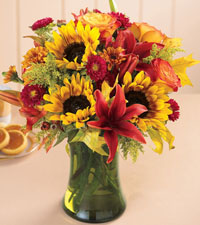 FTD's Glorious Fall Arrangement