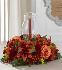 Heart of the Harvest Centrepiece