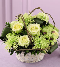 Basket of Dreams Arrangement