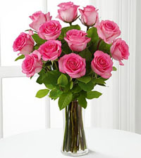 FTD's Pink Rose Bouquet