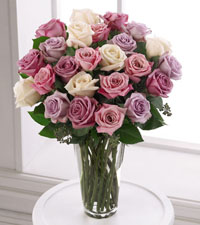 Premium Pastel Rose Bouquet