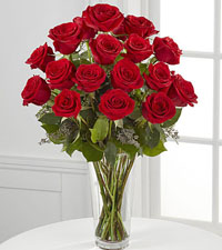 Deluxe Red Rose Bouquet
