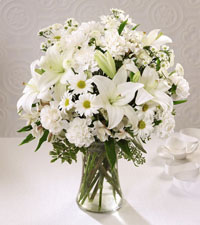 FTD's Angel Wings Arrangement