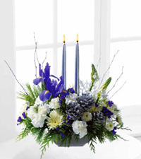 Festival of Lights Centrepiece by Teleflora