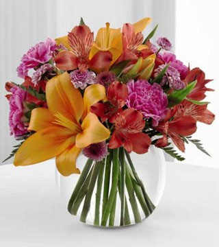 FTD's Light of My Life Bouquet