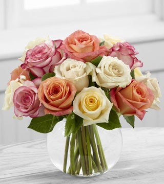 FTD's Sundance Rose Bouquet