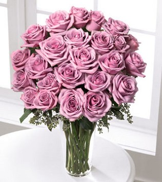 Premium Lavender Rose Bouquet
