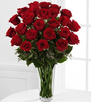 FTD's Premium Red Rose Bouquet