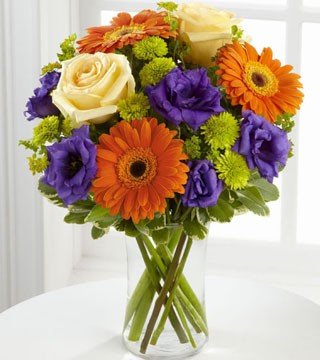 FTD's Rays of Solace Bouquet