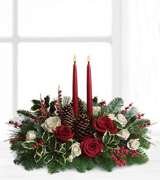 Christmas Wishes Centrepiece